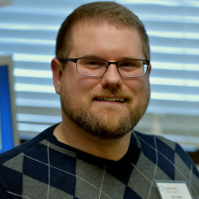 Ben Verduin, Information Technology Director